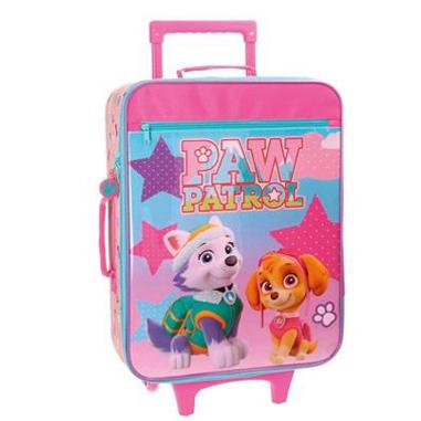 Maleta trolley infantil Paw Patrol Skye