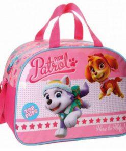 Bolsa viaje infantil Paw Patrol