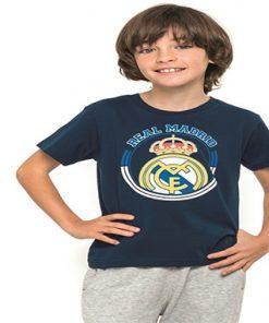 Camiseta para verano Real Madrid