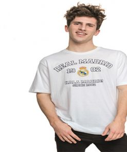 Camiseta manga corta Real Madrid