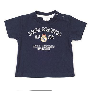 b7fb9e8fb ... para bebe manga corta Real Madrid. Camiseta verano Real Madrid. Camiseta  verano Real Madrid