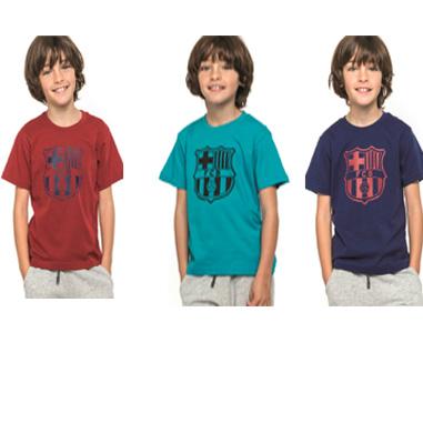 Camiseta verano F C Barcelona