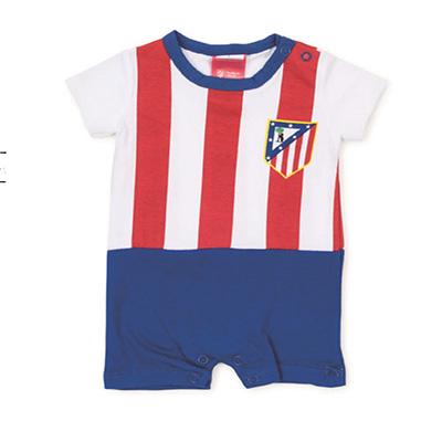 Conjunto verano para bebe Atletico de Madrid. Conjunto verano para bebe  Atletico de Madrid 6e58ff3e69b8f