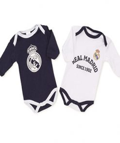 Body manga larga Real Madrid