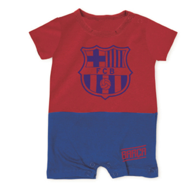 Conjunto verano para niños FC Barcelona
