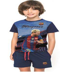 Pijama para niños de Messi