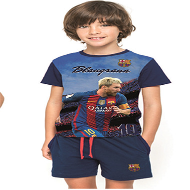 f0d6f7bc0 Pijama para niños de Messi