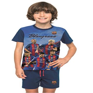 Pijama para niño FC Barcelona
