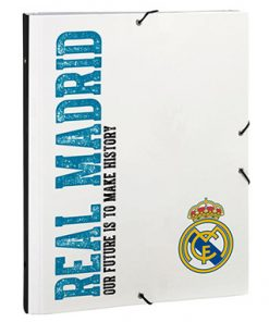 Carpeta A4 Real Madrid