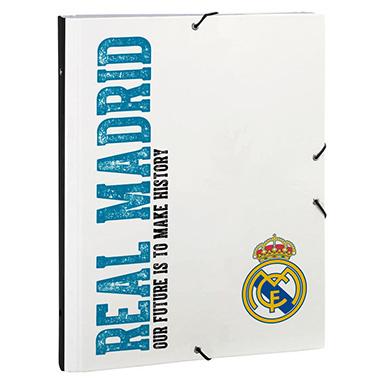 Carpeta A4 Real Madrid