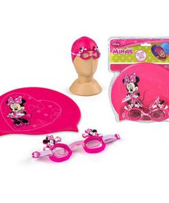 Conjunto piscina Minnie