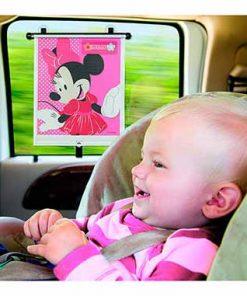 Parasol coche Minnie