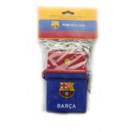 Caja hermetica multiusos FC Barcelona