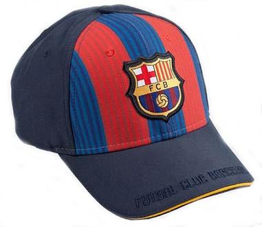 Gorra visera Fc Barcelona
