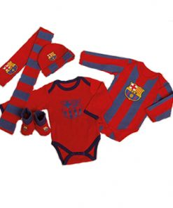 Pack recien nacido Fc Barcelona