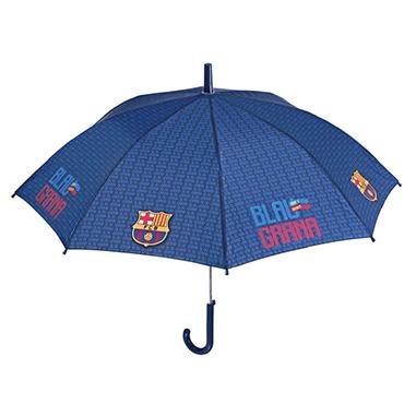 Paraguas blaugrana automatico