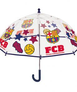 Paraguas infantil FC Barcelona