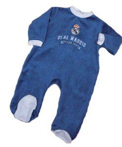 Pelele para niños del Real Madrid