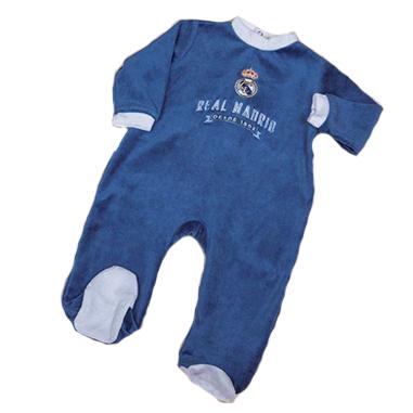 b95e39177b721 Pelele para niños del Real Madrid