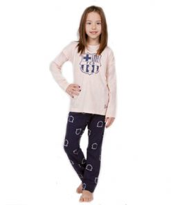 Pijama para niñas FC Barcelona