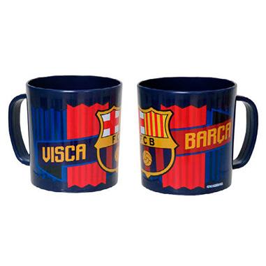 Taza plastico FC Barcelona