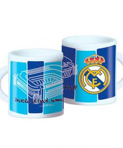 Taza plastico Real Madrid