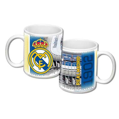 Taza estadio Real Madrid