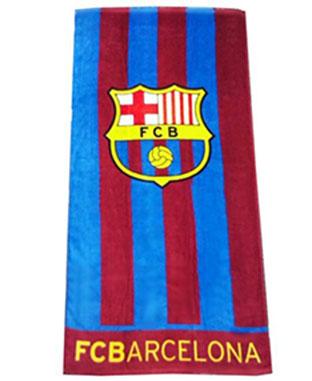 Toalla algodon Fc Barcelona