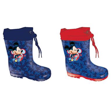 Botas de agua para niños Mickey Disney  b77e25f7e7474