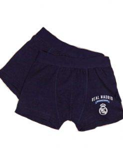 Calzoncillo boxer para niños Real Madrid