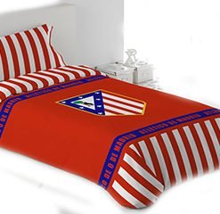 Funda nordica 90 cm Atletico de Madrid