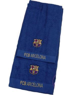 Toalla para baño FC Barcelona 97ef14f7fb6