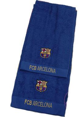 Toalla para baño FC Barcelona