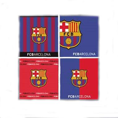 Pack 3 calzoncillos slip en caja regalo de FC Barcelona FCBARCELONA 3387a236606