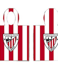 Toalla capa infantil Athletic Club Bilbao