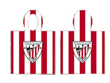 Toalla capa infantil Athletic Club Bilbao