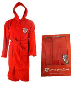 Albornoz rojo Athletic club Bilbao