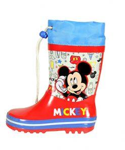 Botas agua para niños de Mickey