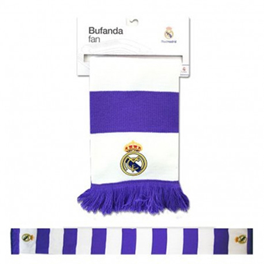 Bufanda Real Madrid