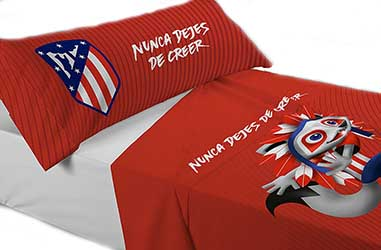 Juego cama Atletico Madrid