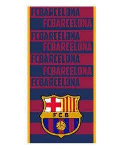 Toalla futbol Fc Barcelona