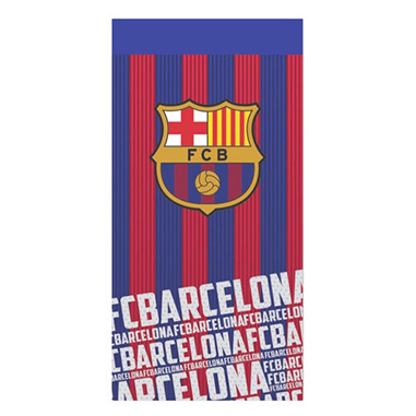 Toalla algodón Fc Barcelona