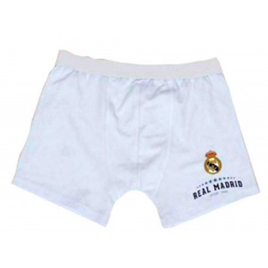 Boxer blanco Real Madrid