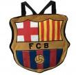 Mochila peluche FCB