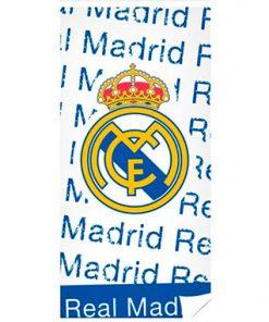 Toalla algodon Real Madrid