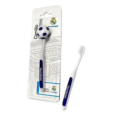 Cepillo dental Real Madrid