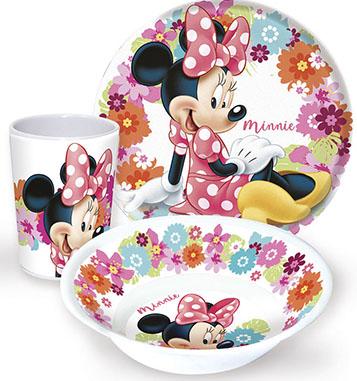 Conjunto desayuno infantil Minnie