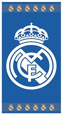 Toalla jackard Real Madrid