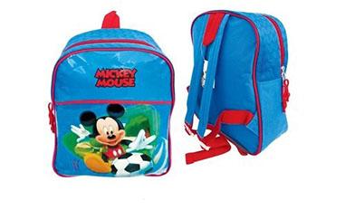Mochila escolar infantil Mickey
