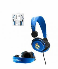 Cascos Real Madrid